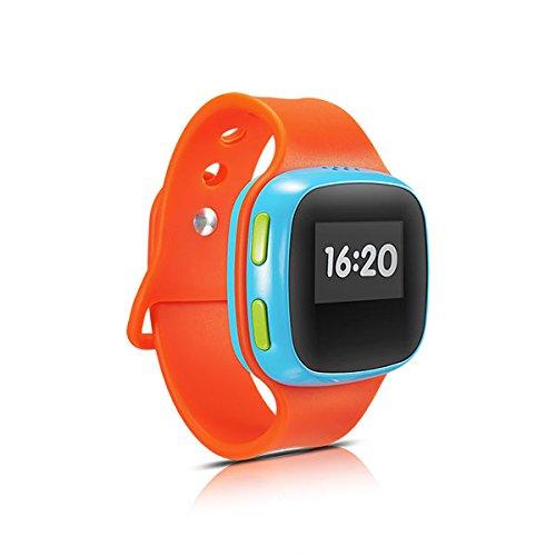 Alcatel Move Time SW100.95OLED GPS (SAT) Schutzhülle Blau