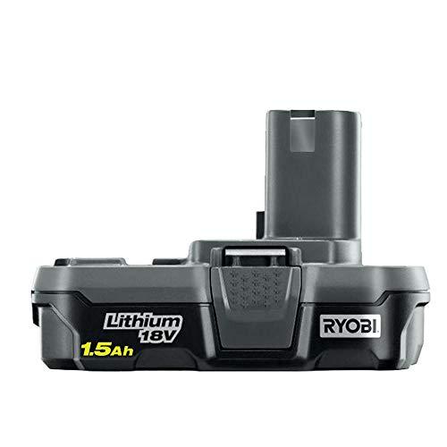 Ryobi 18-Volt ONE+ 1.5Ah Compact Lithium-Ion Battery