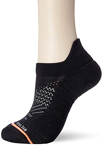 Stance Damen Damen Socken Uncommon Train Tab Socken, Black, M, W258A19UTT