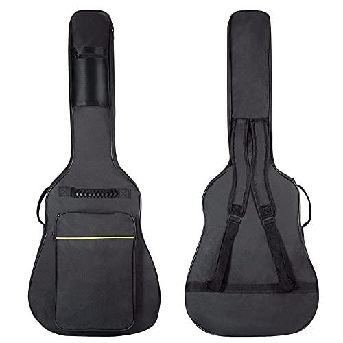 Guitar Bag, 38 40 41 inch Guitar Gig Bag, Electric Guitar Case, Waterproof Oxford...