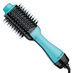 top rated Revlon One Step Hair Dryer  Volume Brush, Hot Air, Mint 2021