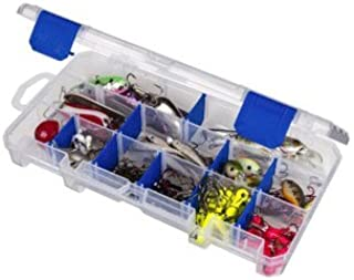 Flambeau Outdoors 5003 Tuff Tainer - 25 Compartments - Half Bulk (Includes (15) Zerust Dividers)