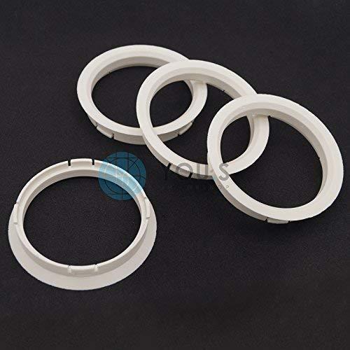 Alurad Shop 10 Boulons M12x1,5 en Diff/érentes Longueur de Tube Zinc Noir 46mm