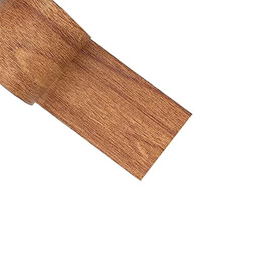 修补胶带 间隙胶带 家具修理胶带 木纹风格 重制贴纸 装饰边框 现实 窗框 门 木框 桌子 隐藏 修理 装饰 光泽恢复 强力粘性 使用简单 可自由裁剪 木制品用 家具保养配件 7色选择 约5.7cm x 4.57 m