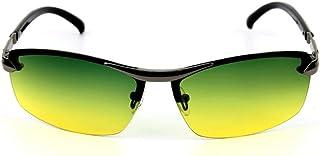 サイクリングメガネ 運動サングラス サングラス アウトドアサングラス 偏光レンズ 紫外線カット 昼夜兼用