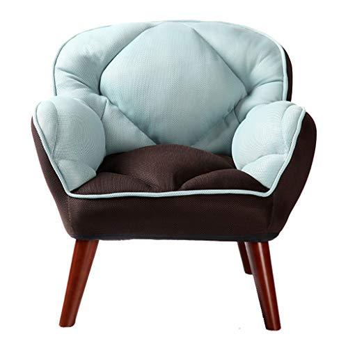 WXL Faules Sofa - Schwangere Frauen zurück stillen Stuhl Schlafzimmer Balkon kleines Sofa stillen Sofa einzigen faulen Stuhl Lounge-Sessel