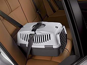 Kerbl Chien Box de Transport Gulliver 48x32x31 cm Gris