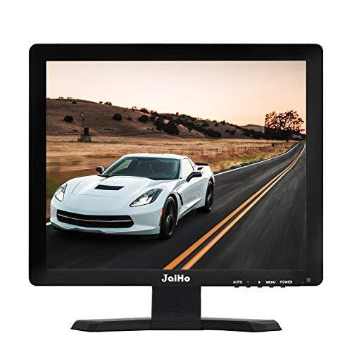 JaiHo JaiHo 15-Zoll-LCD-Monitor HDMI-VGA-Monitor, 1024x768 Auflösung Bild