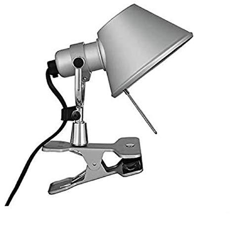 Artemide Tolomeo Micro LED Aluminium Tischleuchte Wandleuchte Design Lucchi Fassina