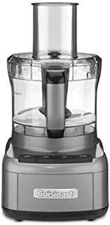Cuisinart FP-8GM Elemental 8-Cup Food Processor, Gunmetal