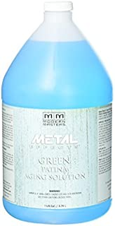 Modern Masters PA901-GAL Aging Solution Patina, Green, 1-Gallon by Modern Masters