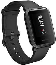Xiaomi Amazfit Bip Smartwatch con Seguimiento del Ritmo cardíaco y la Actividad Durante Todo el día, monitoreo del sueño,GPS,Bluetooth, Pantalla de 1.28