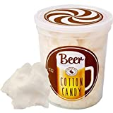 Beer Cotton Candy Gourmet Flavored Cotton Candy – Unique Idea for Holidays, Birthdays, Gag Gifts, Party Favors