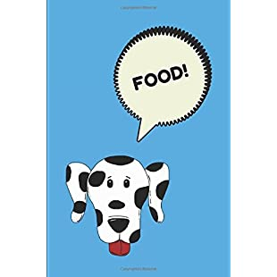 Spotty Dog Shopping List Notepad A Cute Dog-Themed Shopping List Template Notebook To Record Grocery Food Lists And Meal Plans