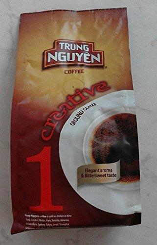 Trung Nguyen Creative 1 Robusta Vietnam Kaffee gemahlen 250g