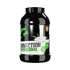 ZEC-Whey-Connection-Professional--1000-g-Proteinpulver-aus-Whey-Konzentrat-Whey-Protein-Protein-Shake-mit-Eiweipulver-Aminosuren-BCAAs-Geschmack-Schokolade