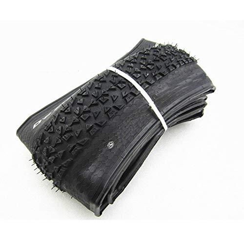 LYQQQQ 26/27.5 / 29x2.0/2.2 Neumáticos MTB Racing King Bicicletas Neumáticos Anti Puncture 180TPI Neumáticos Plegables de 29 Pulgadas Neumáticos para Bicicletas de montaña (Color : 27.5x2.0silver)