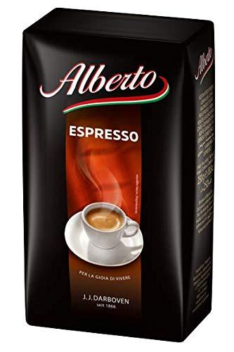 Alberto Espresso-Pulver J.J. Darboven Alberto 250g - Für alle Espressomaschinen