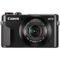 """Canon PowerShot G7 X Mark II 20.1MP 1"""" CMOS 5472 x 3648 Pixeles Cámara digital, Negro"""