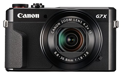 Canon PowerShot G7 X Mark II 20.1MP 1' CMOS 5472 x 3648 Pixeles Cámara digital, Negro