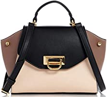 Nine West Women's Remy Top Handle Flap Top-Handle Bag