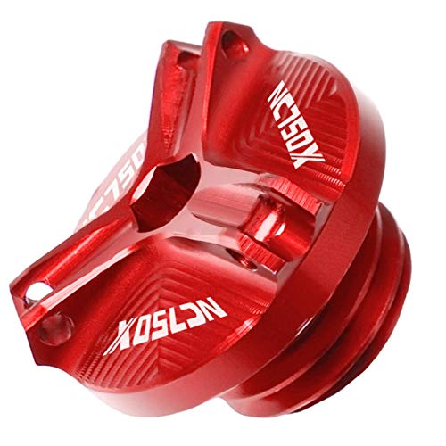 Zouyuan Für Honda NC750X NC 750X 750 2017 2018 2019 2020 Motorrad Zubehör Öl Füllstoff Kappe Motorrad Motor Öl Füllen Tasse stecker Abdeckung