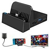 TV Dock Station for Nintendo Switch, WEGWANG...