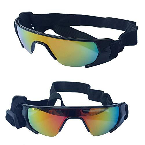 ASDFGHJKL 2 PC Dog Gafas con Estilo Impermeables Gafas De Sol Anti-Ultravioleta para El Perrito del Perrito