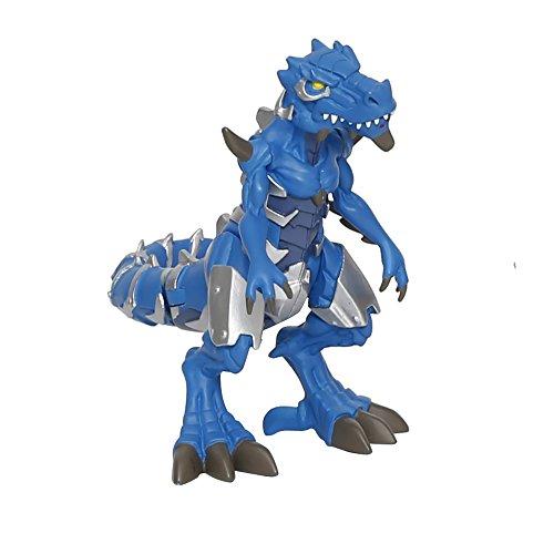 Giochi Preziosi - Dinofroz Dragons Revenge, Dinosauro T - Rex con Funzione Speciale, Alto 10 cm