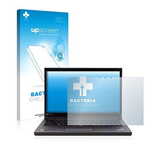 upscreen Antibakterielle Schutzfolie kompatibel mit Lenovo ThinkPad T440s UltraBook Touch klare Bildschirmschutz-Folie