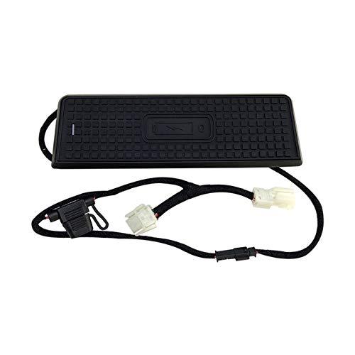 ZHENRONG Gdong Store Ajuste para BMW 3 Series F30 F31 F82 F32 F34 F36 Coche Qi Qi Cargador inalámbrico Módulo de Carga rápida Módulo de la Tapa de la Tapa de los Accesorios (Color Name : For F31)