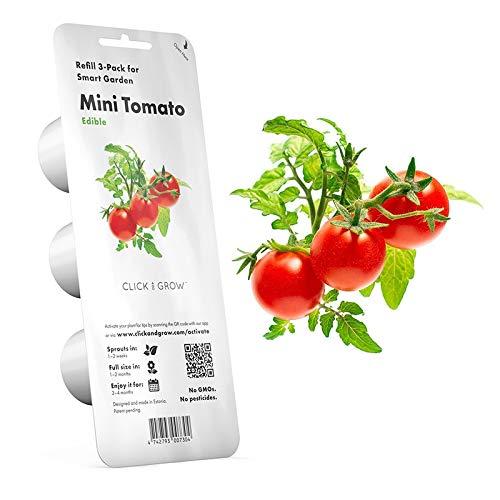 Recharge Tomate Cerise pour Smart Garden - Click & Grow