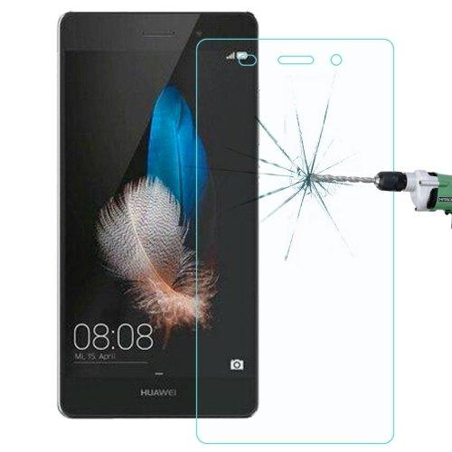 Panzerglas für Huawei P8 Lite Bildschirm Schutz Echt Glas Panzer Folie Tempered Glass 9H Schutzglas Echtglasfolie Bildschirmschutzfolie