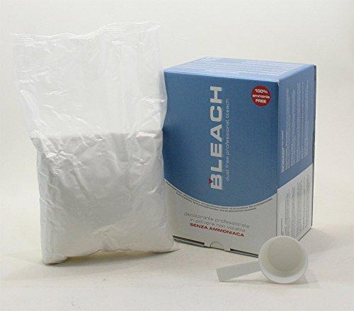 BLEACH Decolorante Profesional Polvo Blanco no volátil sin amoniaco 750 g