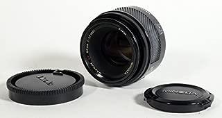 50MM F/1.7 SONY MINOLTA AF Lens W/CAPS