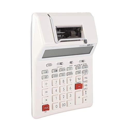 Mjd rekenmachine, wetenschappelijke rekenmachine, met LCD-scherm, 12-bits breedbeeldscherm, multifunctionele rekenmachine