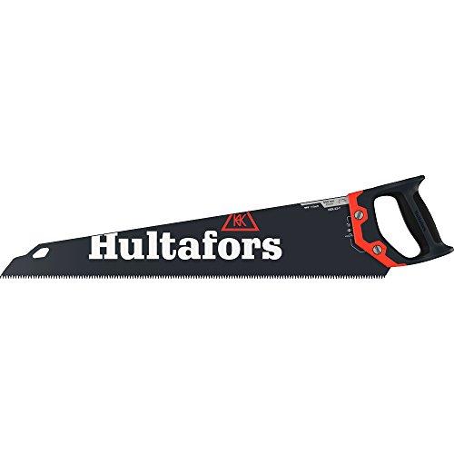 Hultafors Handsäge HBX-22-7, 590703 Handsäge mit Pulverbeschichttung und praktischem Klingenschutz (7 Zähne/Zoll)