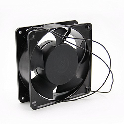 Kühlungsventilator, DP200A P/N2123X SL 120x 120x 38220V/240V 50/60Hz 0,14a 29 W, Öl-Motor, Gleitlager