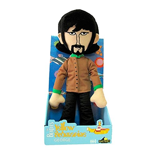 Générique Beatles Yellow SUB George 30CM Plush