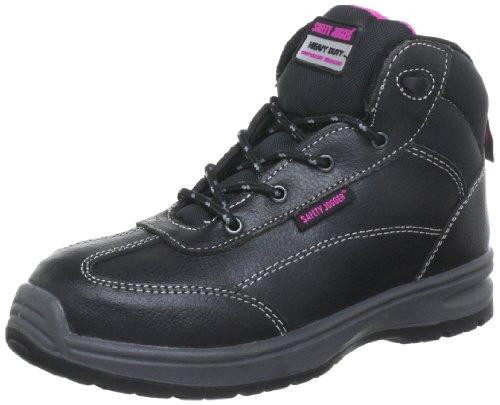 Safety Jogger Force2 Force 2, Unisex-Erwachsene Sicherheitsschuhe, Schwarz (BLK), EU 37