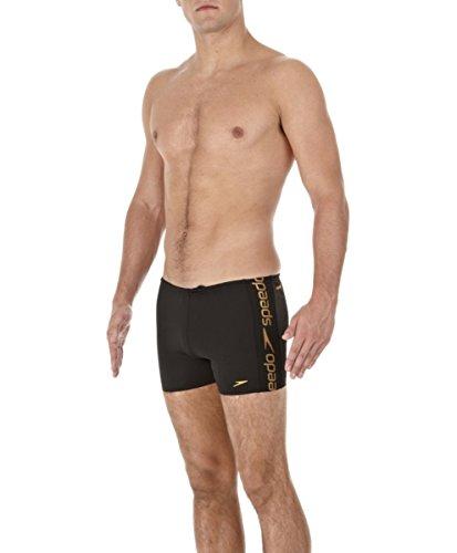 Speedo - Short de bain homme noir - Noir, 3