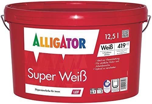 Alligator Super Weiß LEF, 12,5 L