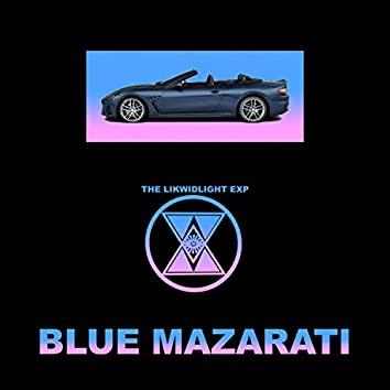 BLUE MAZARATI