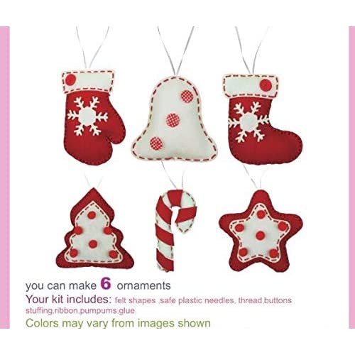 Children S Christmas Crafts Amazon Com