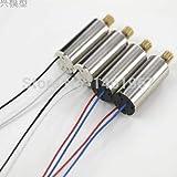 Accessories 4pcs/lot JJRC H8C Motor Spare Parts RC Quadcoter Accessories H8C-05/06