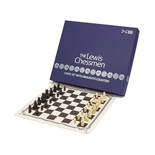 The Isle of Lewis - Set di mini scacchi e spifferi