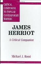 James Herriot: A Critical Companion (Critical Companions to Popular Contemporary Writers)