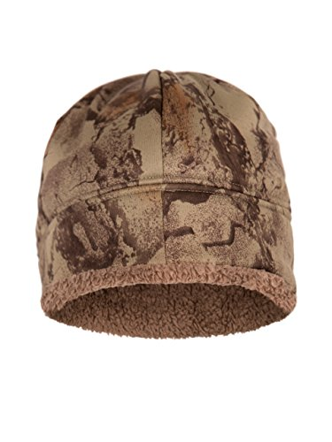 Natural Gear Stealth Hunter Beanie for Men, Fishing and Hunting Camouflage Face Mask, Breathable and Comfortable face Shield