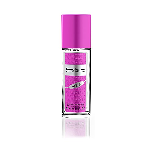 bruno banani Made for Women Deodorant Natural Spray, 75 ml