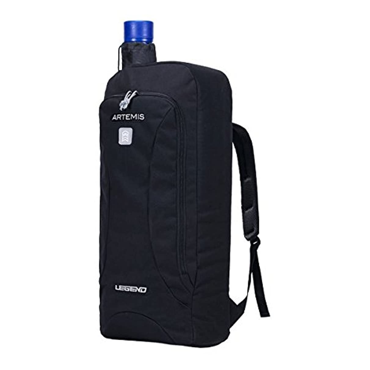 """Legend Archery Recurve Backpack Bag Artemis for Recurve Bow up to 27"""" – Telescopic Arrow Tube Included – Ideal for Beginners and Seasoned Archers."""
